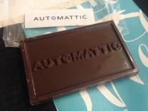Automattic chocolate