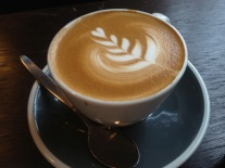 Flat White at Flight Coffee Hangar