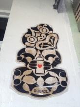 Maori street art