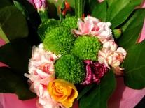Bouquet for a friend