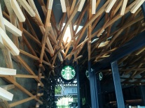 Starbucks structure