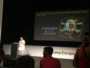 Francesca Marano on Italian Community