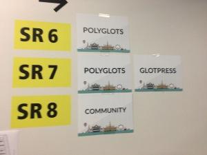 Polyglots rooms